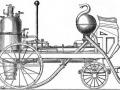 Первая паровая пожарная машина Джорджа Брейтуэйта