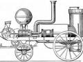 Пожарная машина Брейтуэйта «Comet» (Комета), 1832 год