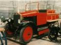 Пожарный автомобиль АМО-Ф-15. Политехнический музей, Москва