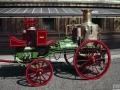 Паровая пожарная машина Sutherland, Merryweather & Sons, 1863 год