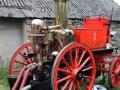 Паровая пожарная машина City of Chester, Shand Mason & Co, 1879 год