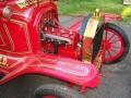 Автомобиль шефа пожарной команды на базе шасси Ford Model T, 1915 год