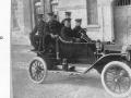Пожарный автомобиль на шасси Ford Model T, 1917 год