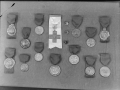 Медали пожарного департамента. Нью-Йорк, США. 1965 год