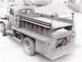 Военный аэродромный пожарный автомобиль. Class 135. Chevrolet-Mack, 4x4, 1943 год
