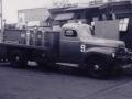 Военный аэродромный пожарный автомобиль. Class 135. International-Central, 4x2, 1942 год