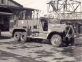 Военный аэродромный пожарный автомобиль Class 155, Brockway-American LaFrance. США, 1944 год