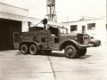 Военный аэродромный пожарный автомобиль Class 155, Kenworth-Mack. США, 1940-е годы