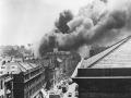 Пожар в универмаге Henderson\'s. Ливерпуль, Великобритания, 1960 год