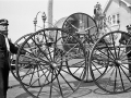 Рукавная повозка на конном ходу, США, 1938 год