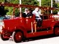 Пожарные автомобили Scania-Vabis T-1, 1920 год