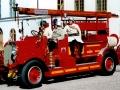 Пожарный автомобиль Scania-Vabis Fire Engine 2,5-Ton