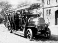 Пожарный автомобиль Scania-Vabis, 1911 год