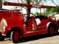 Пожарный автомобиль Tidaholm Fire Engine, 1924 год