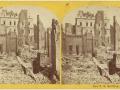 Великий пожар Бостона. 1872 год, США. Почтовое отделение