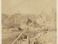 Великий пожар Бостона. 1872 год, США. Девоншир и Франклин Стрит