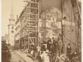 Великий пожар Бостона. 1872 год, США. Вашигтон Стрит