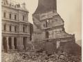 Великий пожар Бостона. 1872 год, США. Почтовое отделение на площади Мил и Девоншир Стрит