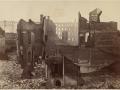 Великий пожар Бостона. 1872 год, США. Оливер Стрит