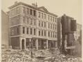 Великий пожар Бостона. 1872 год, США