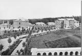 Aлексеевская насосная станция. Служебные постройки