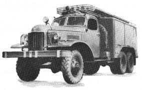 АХП-2,4 (151) модель 16