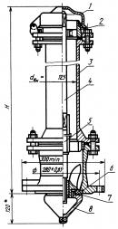 Конструкция пожарного гидранта