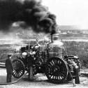 Пожарная техника, применяемая в России в XVIII - начале XX века