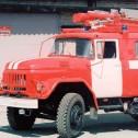 Автоцистерна пожарная среднего класса АЦ-2,3-40 (531330) мод. 014-МИ