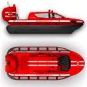 О целесообразности создания пожарного автомобиля на воздушной подушке