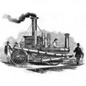 Первая успешная паровая пожарная машина М. Латта