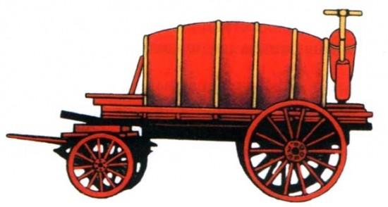 Трубо-бочечный ход (начало XIX века)