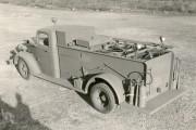 Аэродромный пожарный автомобиль Class 125 Mack USA 502471, 1942 год