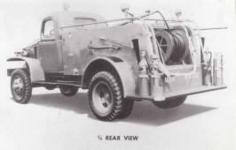Аэродромный пожарный автомобиль Class 110 Holabird