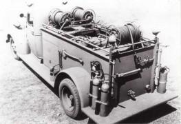 Аэродромный пожарный автомобиль Class 125 производства Mack на шасси Chevrolet