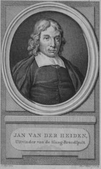Ян Ван Дер Хейде