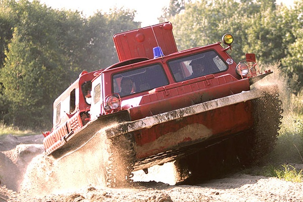 Вездеход пожарный лесной ВПЛ-149