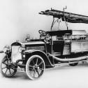 Пожарный автонасос Benz Grunewald Type 1906 года