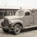 Военные пожарные автомобили США времен Второй Мировой Войны. Class 100-125
