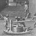 Изобретение ручного пожарного насоса