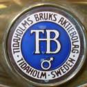 Пожарные автомобили Швеции. Tidaholms Bruk