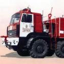 Пожарные автомобили новой России