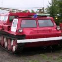 Вездеход пожарный лесной ВПЛ, модель 149, 149А