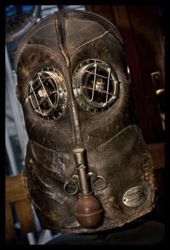 Дымовой шлем Vajen Bader, конец 19 века