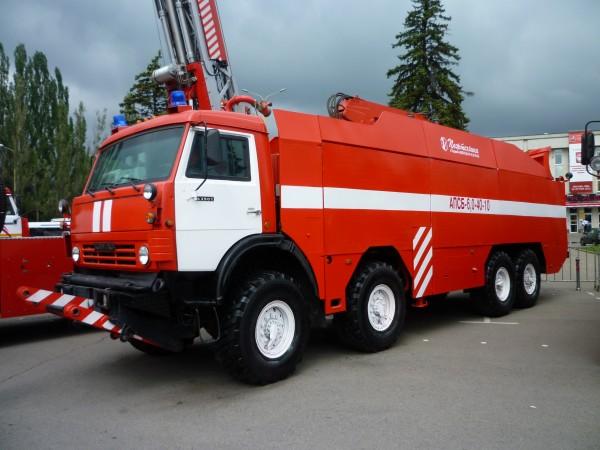 АПСБ-6,0-40-10 (КАМАЗ-63501) без отвала