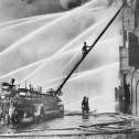 Исторические фотографии пожарного департамента Нью-Йорка
