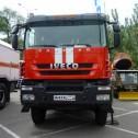 Автомобиль комбинированного тушения IVECO-AMT 693912 (6х6)