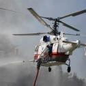 Системы горизонтального пожаротушения для вертолетов