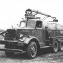 Военные пожарные автомобили США времен Второй Мировой Войны. Class 135-155