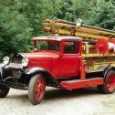 Пожарная машина ПМГ-1, 1932 год